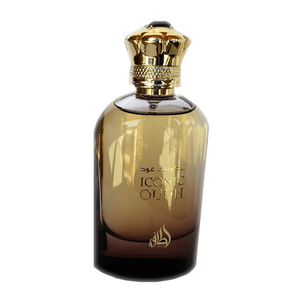 Perfume Importado Masculino Árabe Iconic Oudh 100 ml - Lattafa