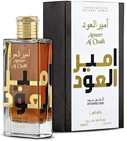 Ammer Al Oud Intensi 100 ml - Lattafa