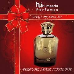 Perfume Árabe Masculino Iconic Oud 100 ml - Lattafa
